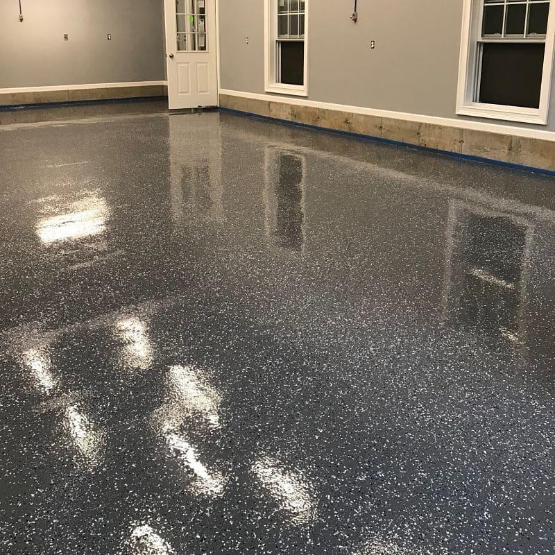 Flake Epoxy Flooring - Mistree